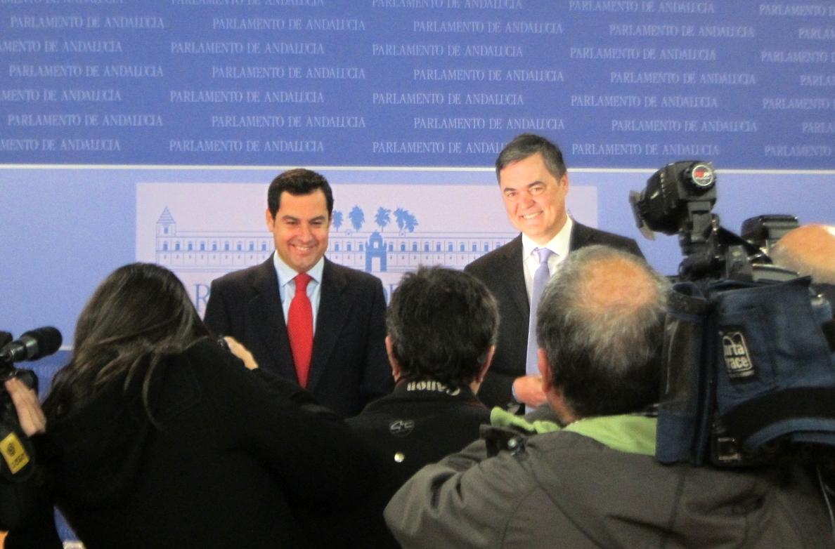 Moreno (PP) pide a Díaz que convoque elecciones y no alargue más «esta legislatura fallida»