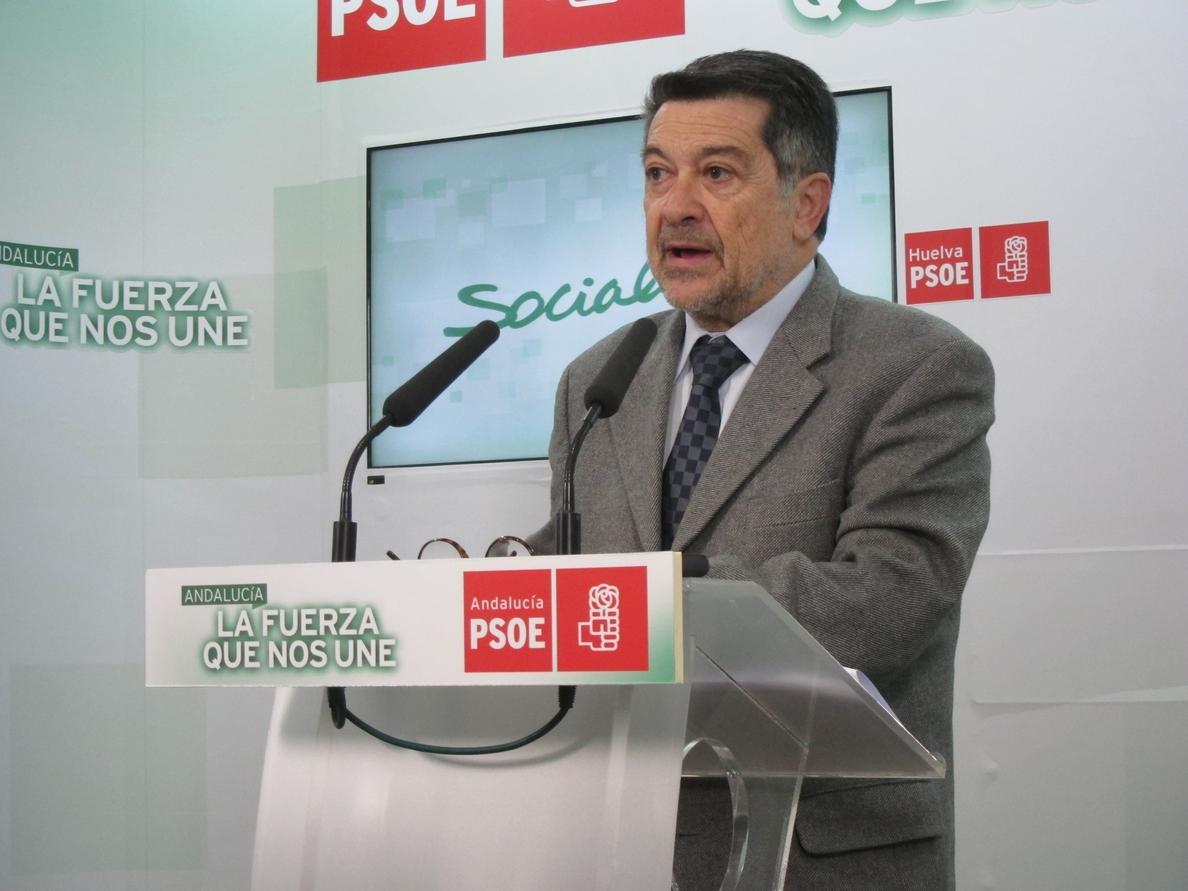 PSOE destaca la docena de proyectos que Díaz planteará a Rajoy para Huelva con una inversión de 900 millones