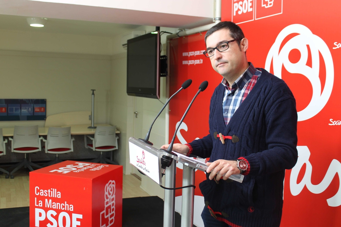 PSOE exige a la Diputación de Toledo que amplíe el plazo de presentación de solicitudes a los talleres de empleo