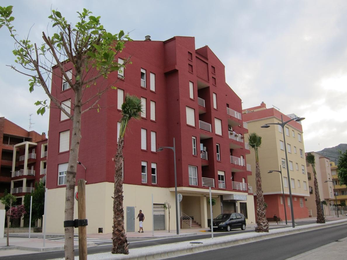 La Región registra 766 ejecuciones hipotecarias iniciadas sobre viviendas en el tercer trimestre