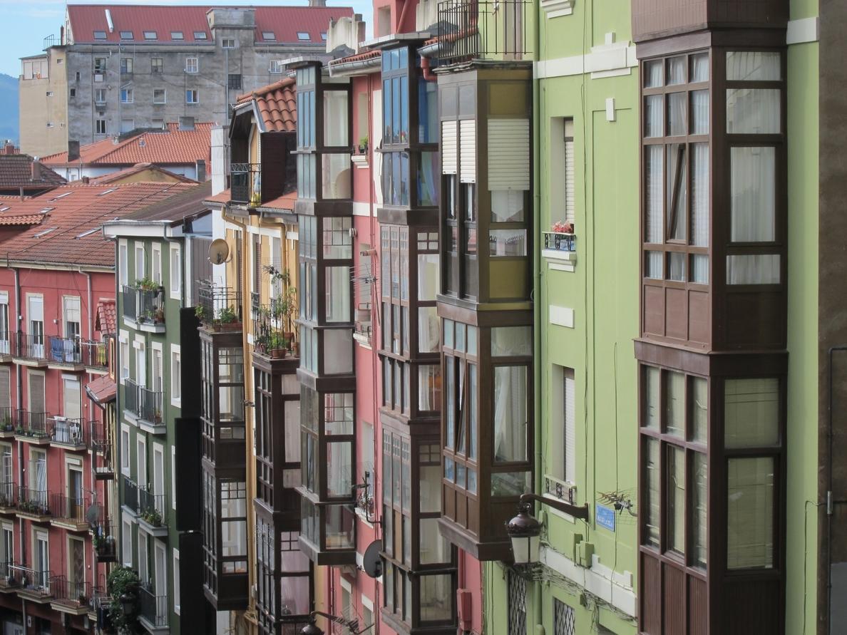La Rioja registra 179 ejecuciones hipotecarias iniciadas sobre viviendas en el tercer trimestre