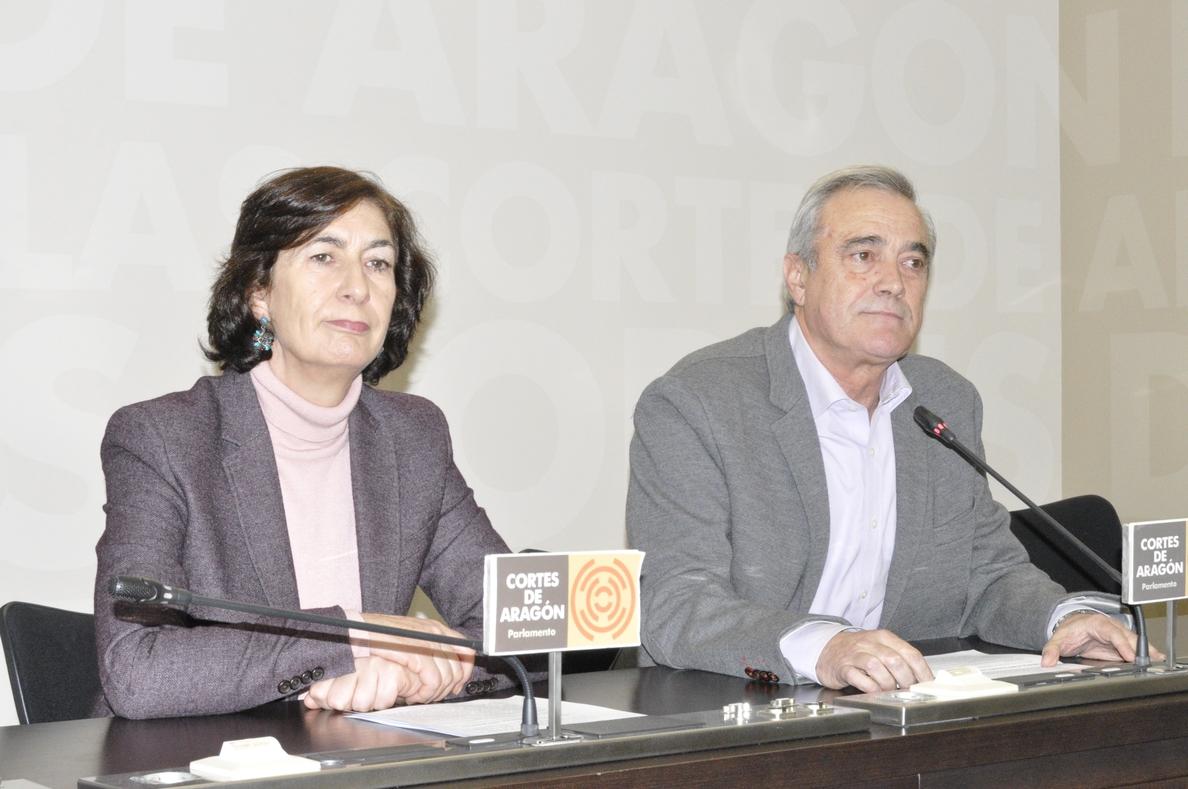 Sada (PSOE) confía en que el PP se una al acuerdo para mejorar la financiación de la UZ