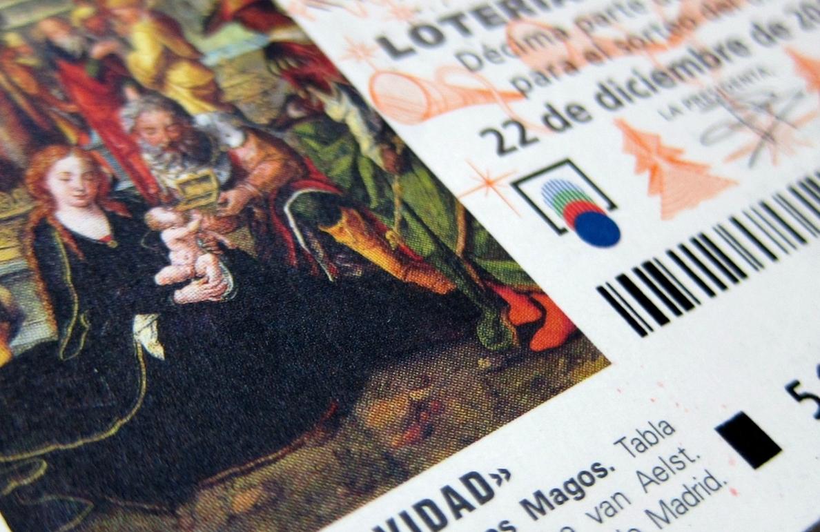 Los asturianos han gastado 74,58 euros de media en el Sorteo de Navidad