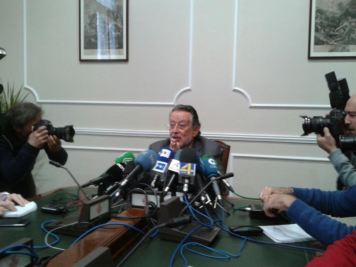 El juez abre juicio contra cuatro exdirectivos del Gobierno valenciano y deja fuera a Grau