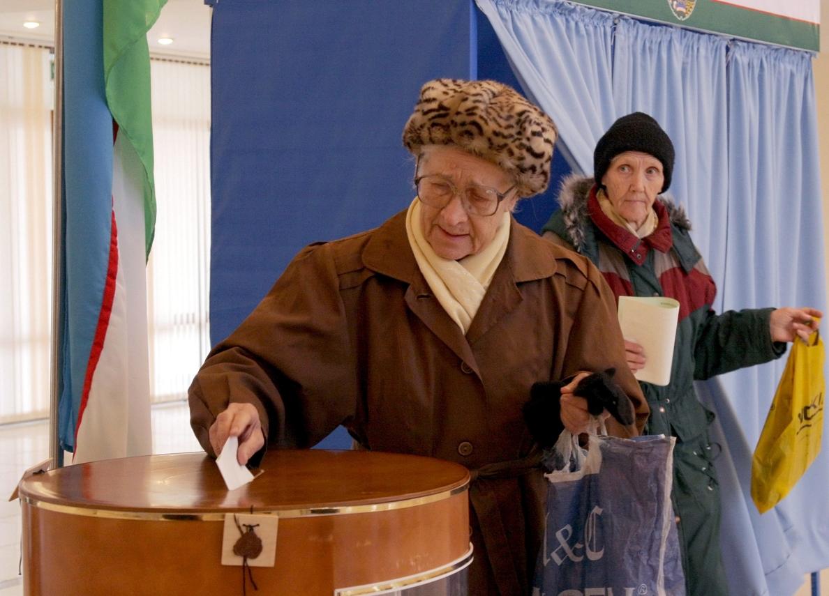 Las legislativas en Uzbekistán no tuvieron opciones electorales reales, según la OSCE