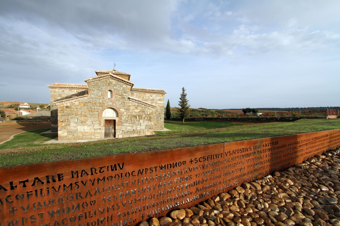 El templo visigótico zamorano de San Pedro de la Nave volverá a abrir al culto el día 24