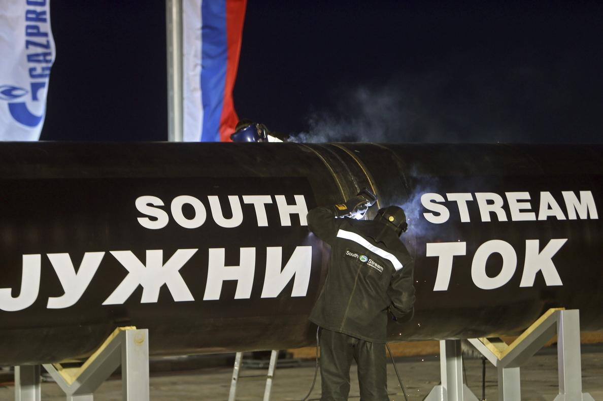 Gazprom compra las participaciones del South Stream a sus socios europeos