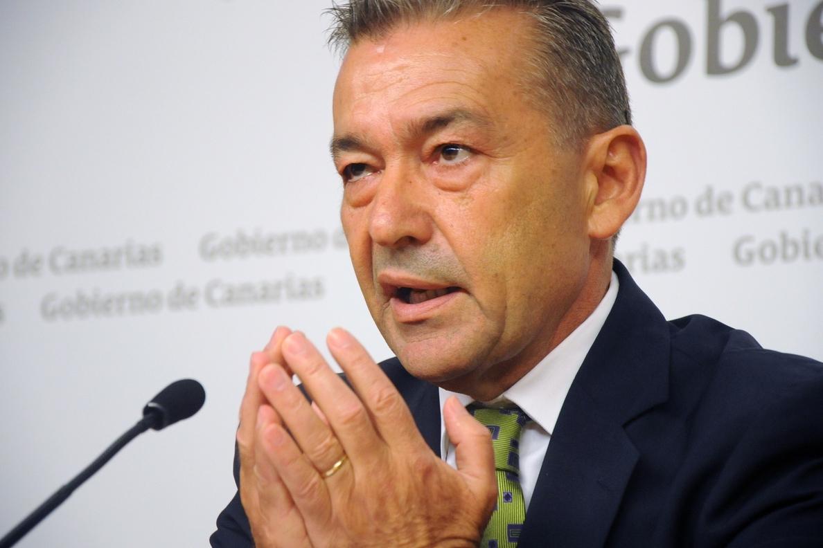 Rivero ve «imprescindible» el encaje del REF en la Constitución