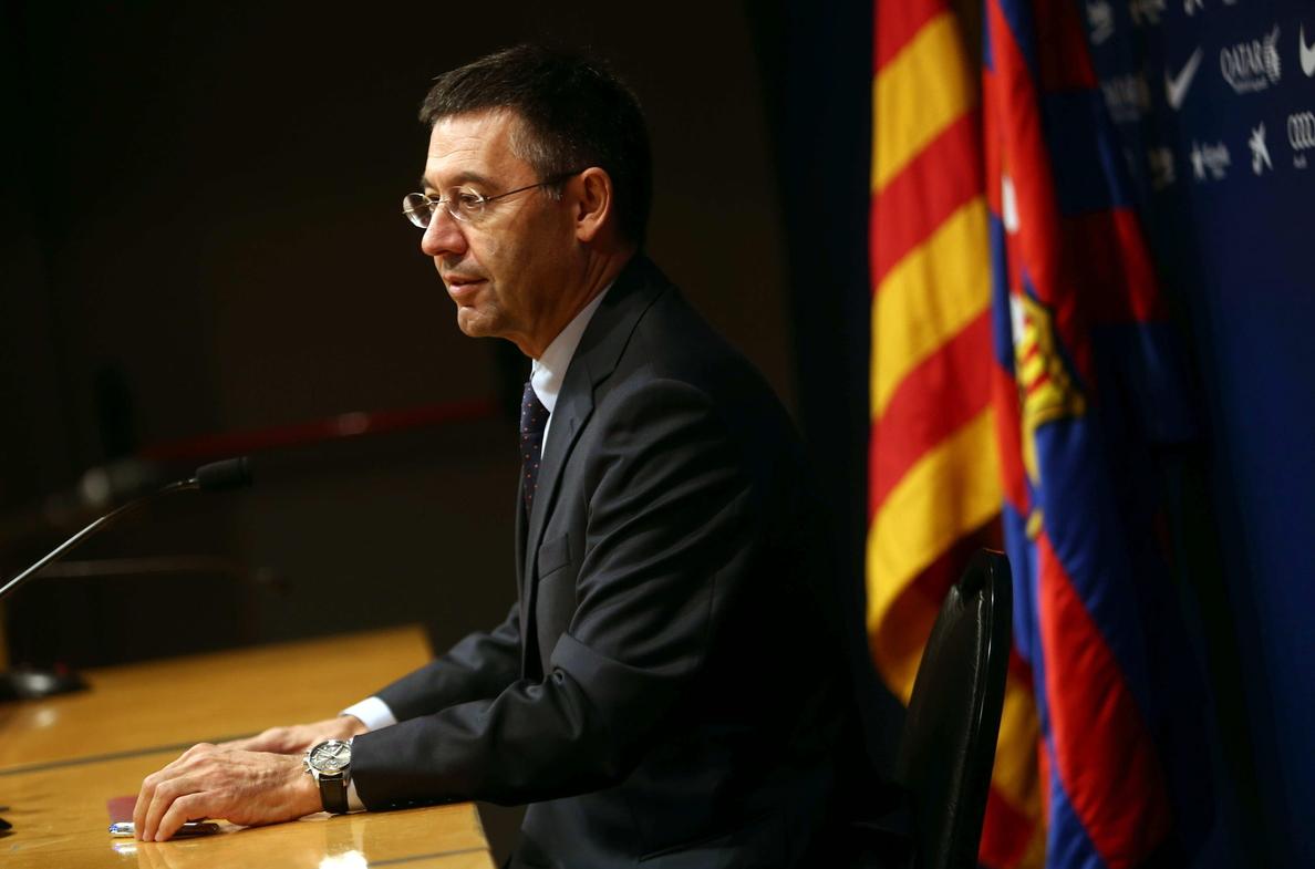 El TAS desestima recurso del Barça, que no podrá fichar hasta enero de 2016