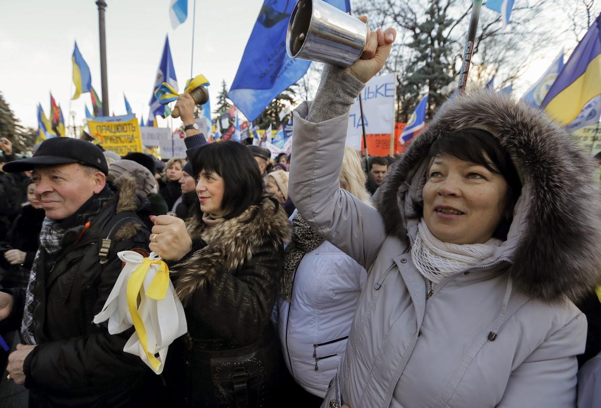 La economía ucraniana cae un 7,5%, el peor dato desde II Guerra Mundial