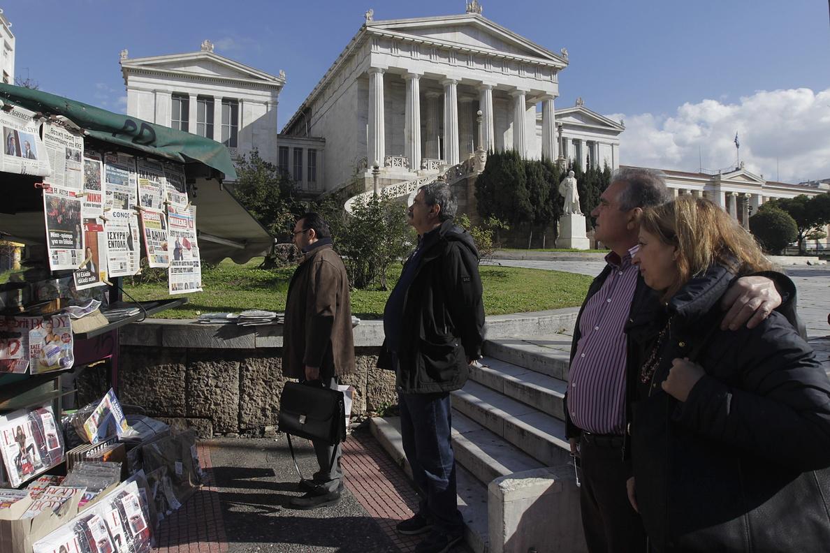 Las primeras medidas de Syriza: duplicar el salario mínimo hasta los 751 euros y luz gratis para 300.000 hogares