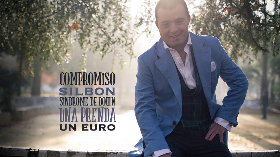 Raúl Rodríguez, un cordobés de 32 años, primer modelo en España con Síndrome de Down