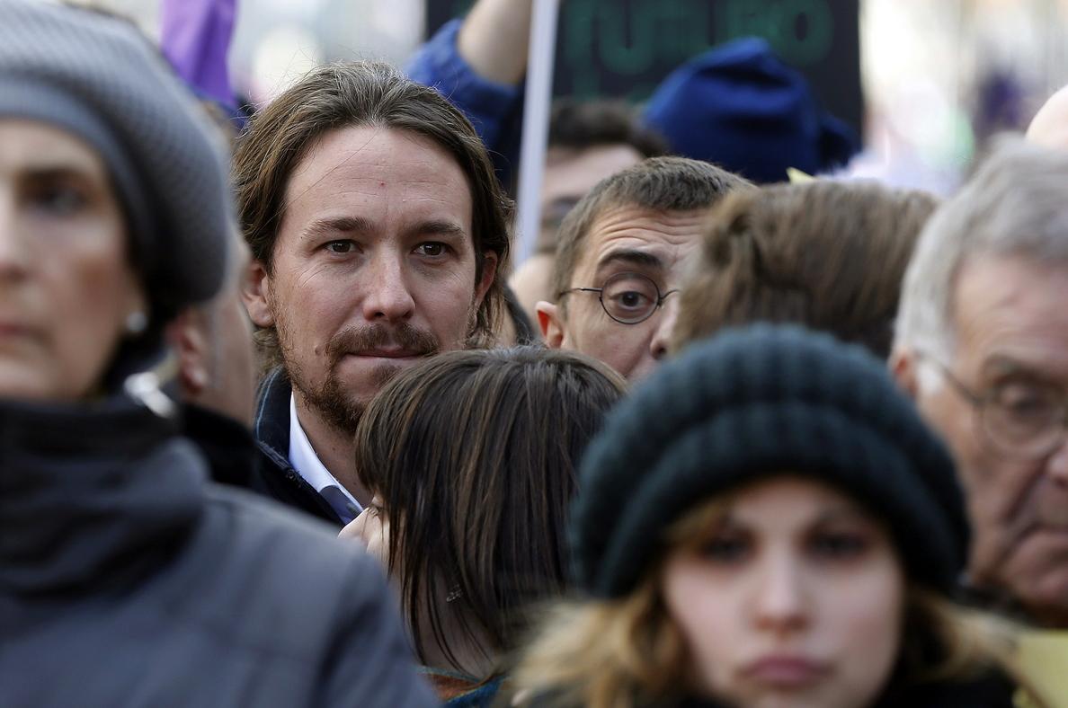 Las conexiones entre »Podemos» y Venezuela