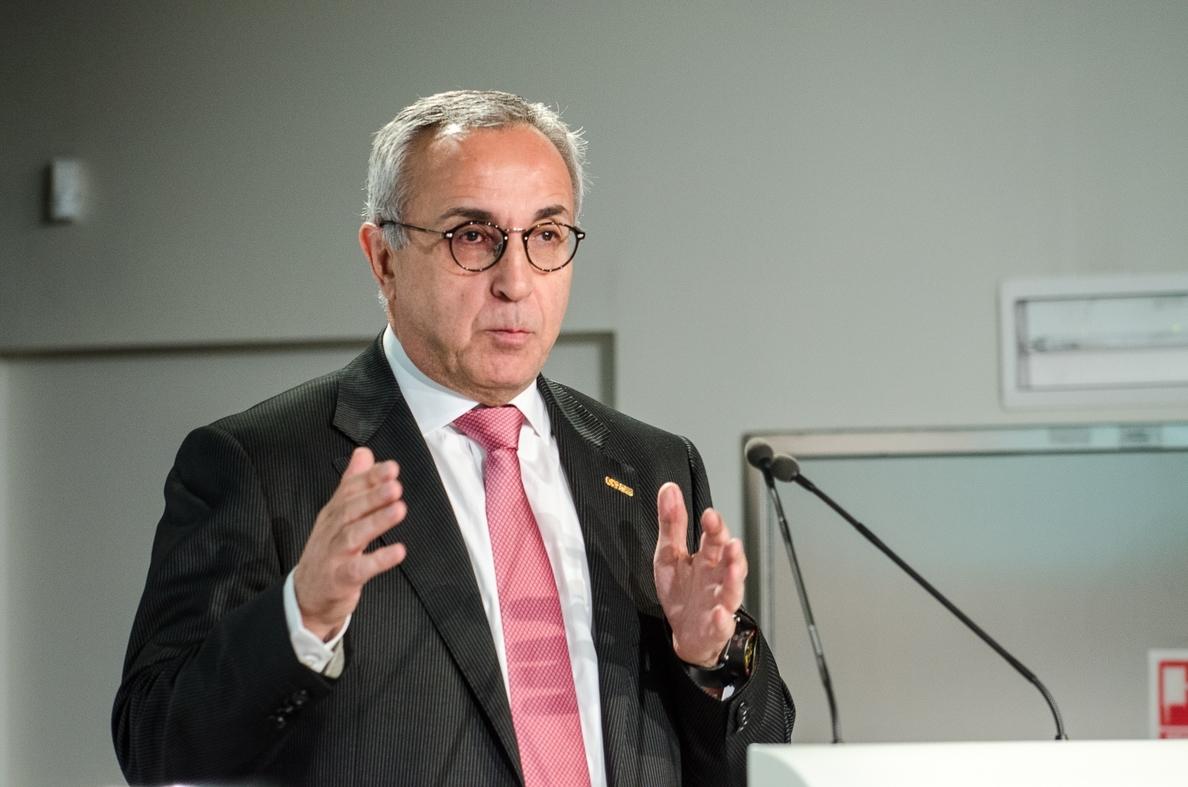 Blanco impondrá este domingo las insignias olímpicas a cuatro dirigentes de la RFESS
