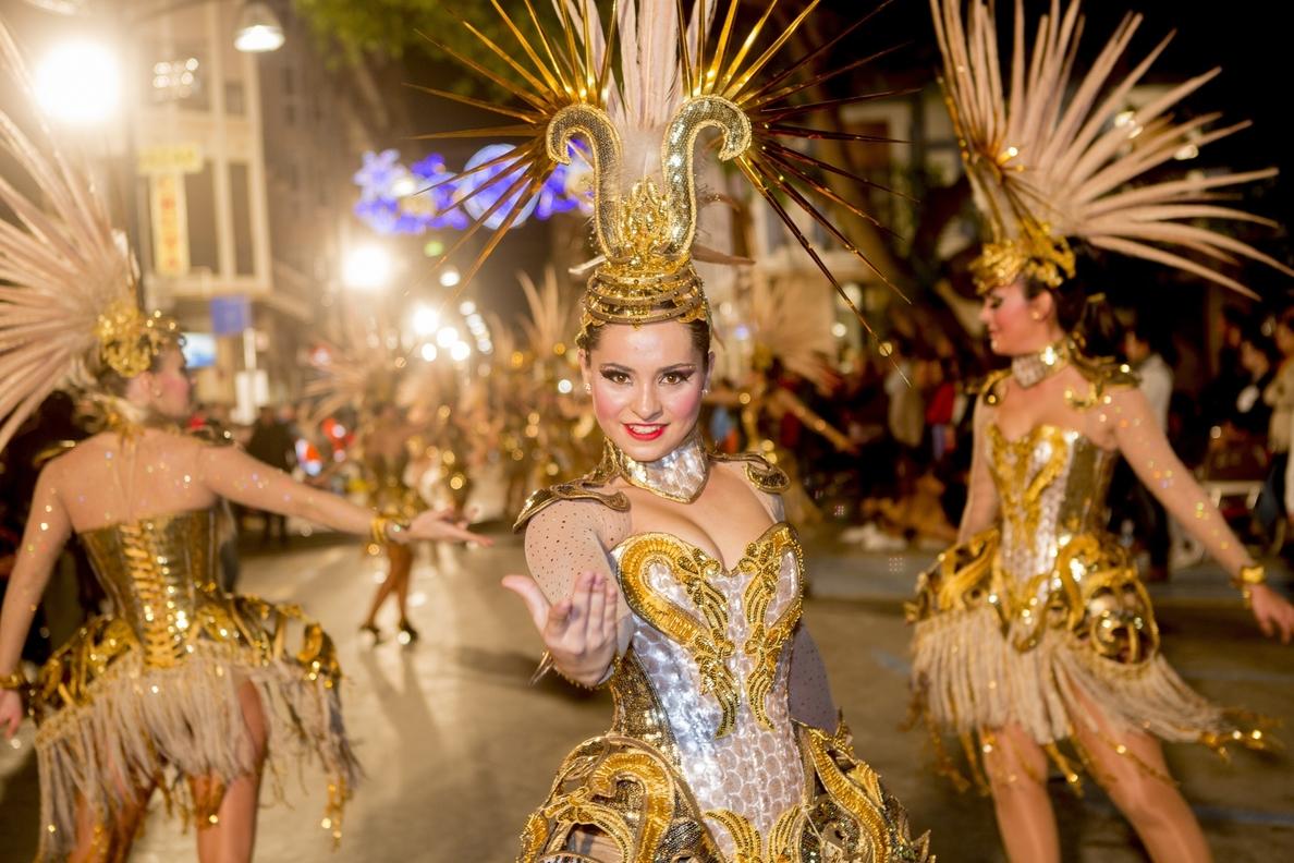 Águilas despide su primer Carnaval de Interés Turístico Internacional