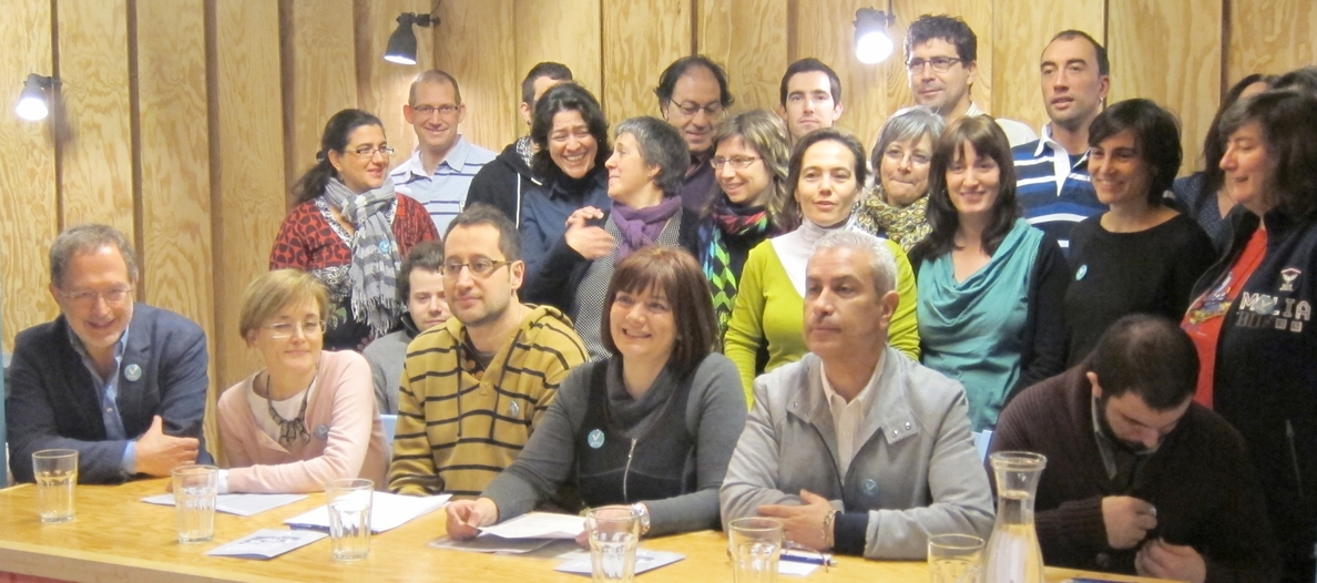 Alrededor de 1.500 personas se registran para votar en las primarias de Valladolid Toma la Palabra
