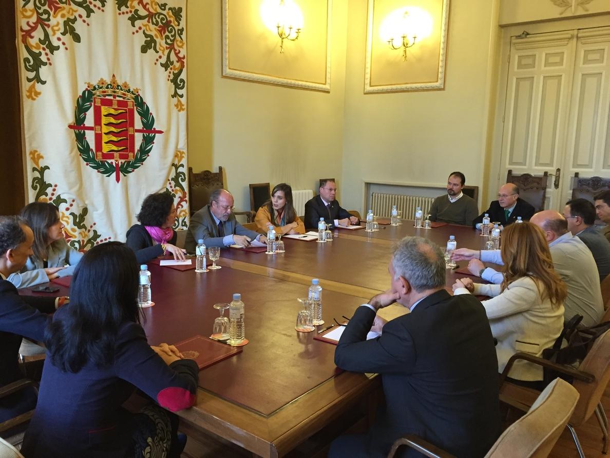 La CVE propone al Ayuntamiento de Valladolid una mesa de diálogo social para trabajar sobre los objetivos de la ciudad