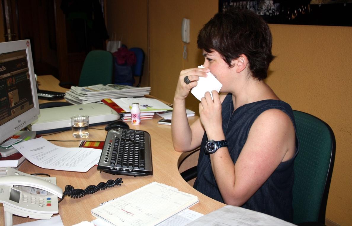 La alergias de invierno ya han despertado en España