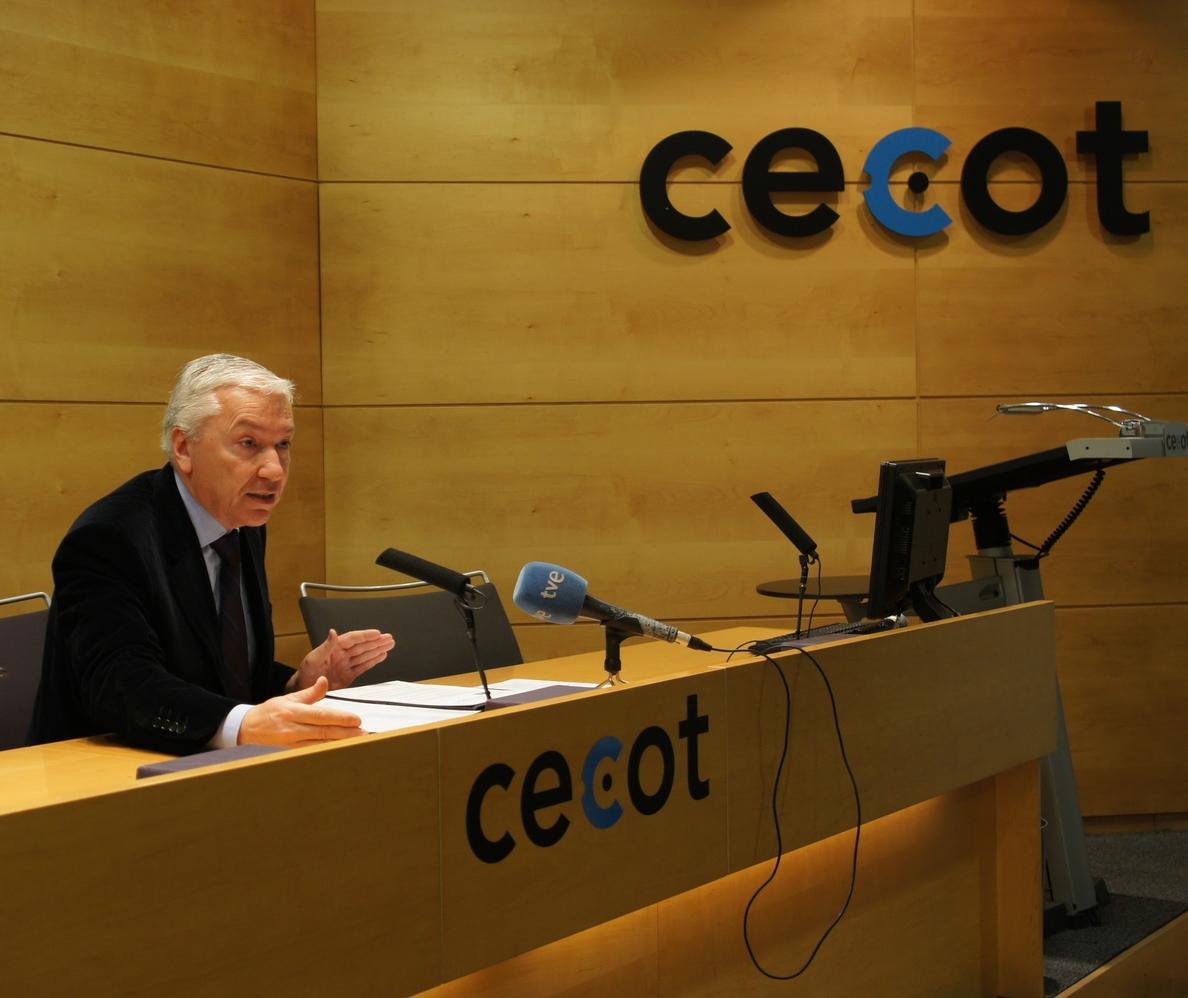 Cecot asesora sobre inserción laboral y formación a empresarios rumanos