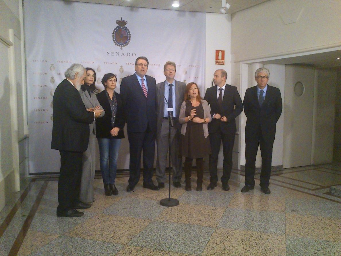 CiU pide que las federaciones no tengan que presentar cuentas consolidadas, porque las forman partidos independientes