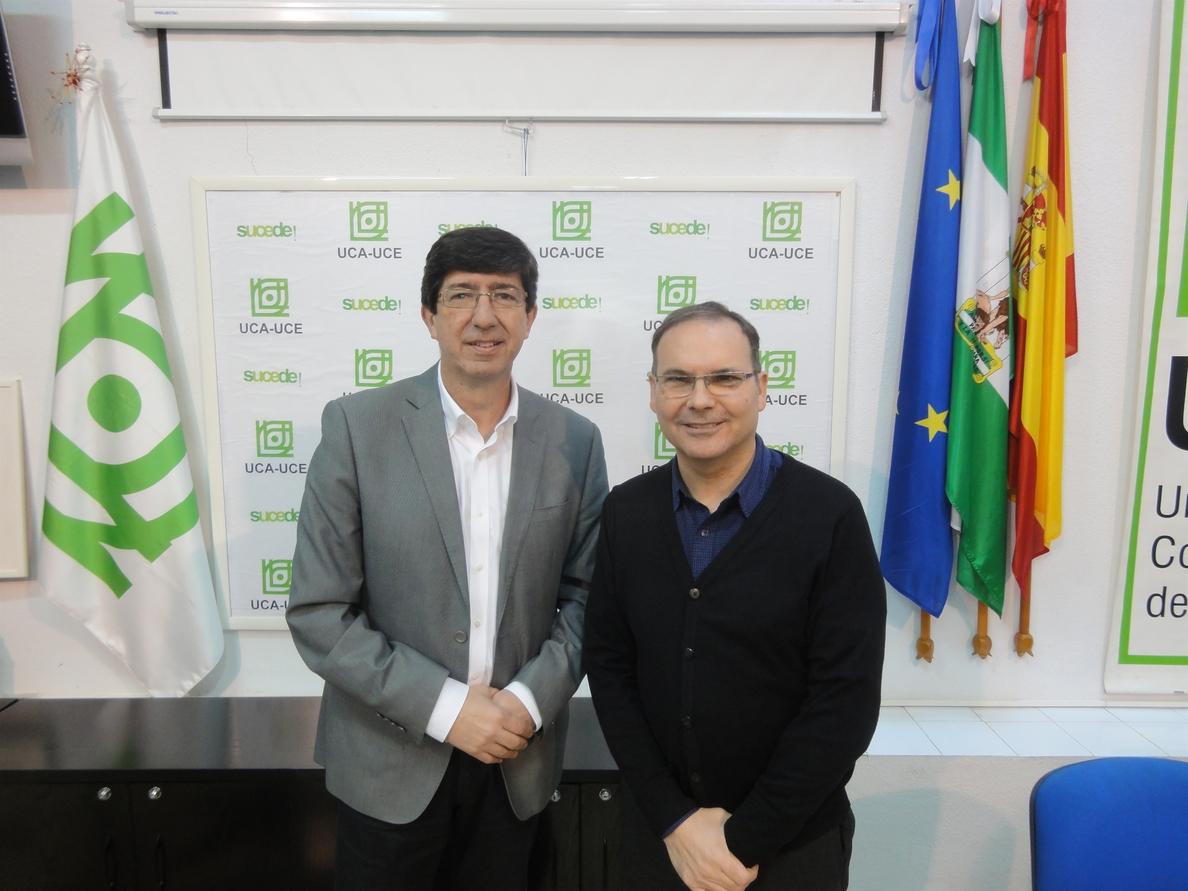 Ciudadanos propondrá en el Parlamento Europeo la creación de un foro internacional en materia de consumo