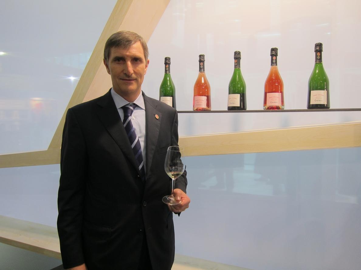Codorníu ganó 4,7 millones en 2014 con España como «motor»