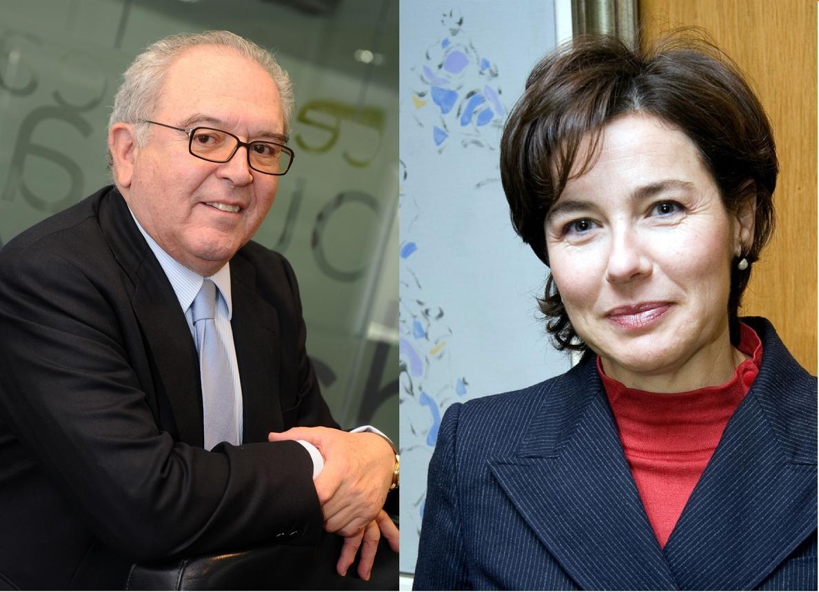 Eduardo Serra y Ana Peralta, nuevos consejeros independientes de la filial española de Deutsche Bank