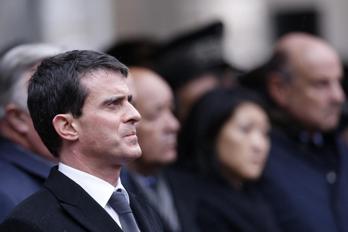 La disciplina de voto en Francia, el quebradero de cabeza de Valls