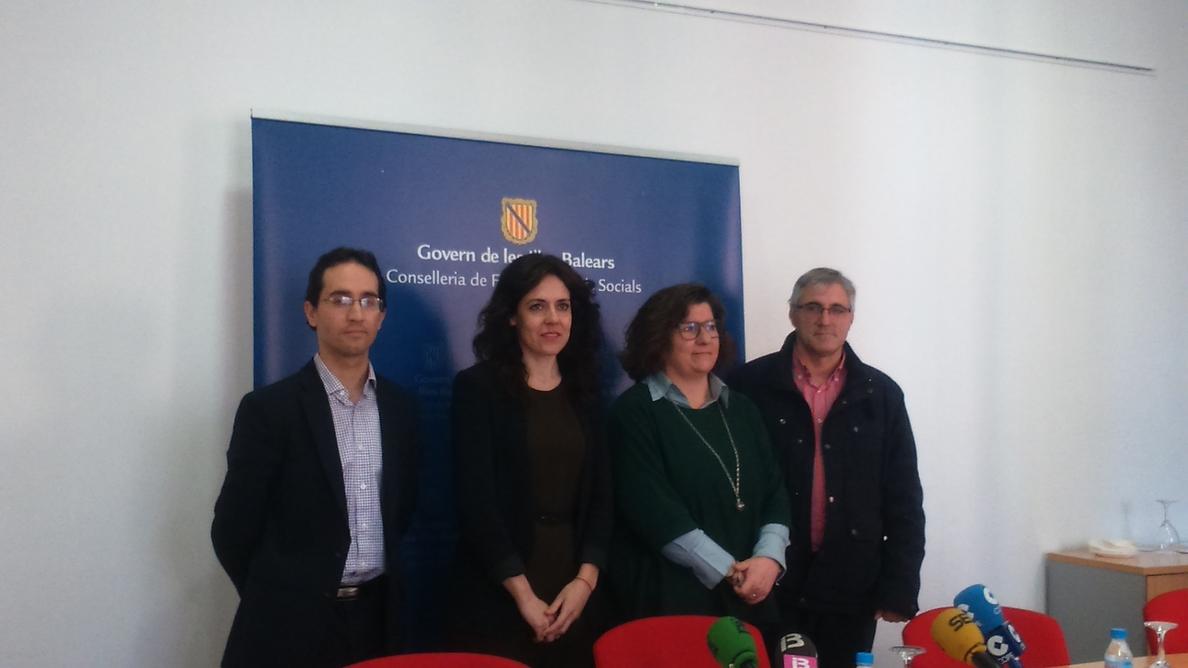 El Govern financiará la creación de 118 nuevas plazas residenciales para personas dependientes en Mallorca en 2015