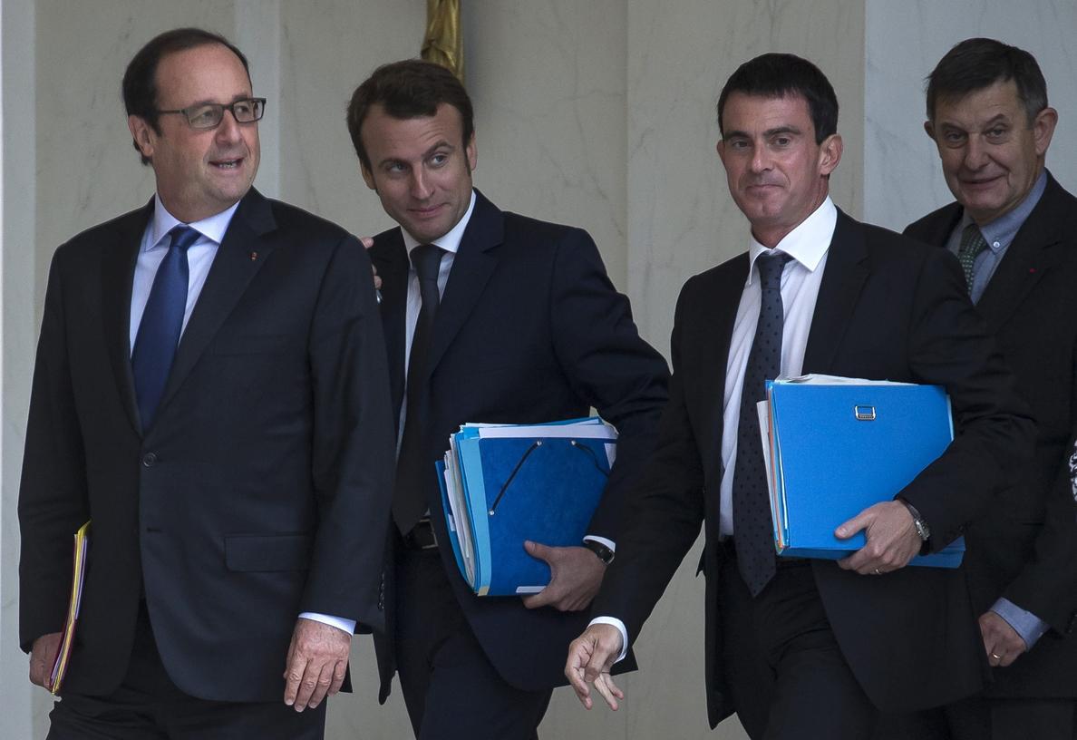 El »camino de la cruz» de la Ley Macron