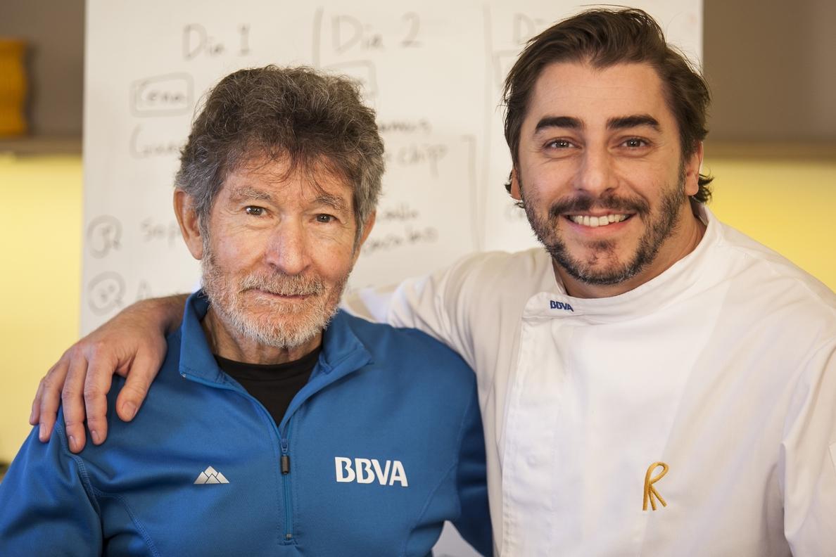 Jordi Roca cocinará en el Himalaya a 8.000 metros de altura