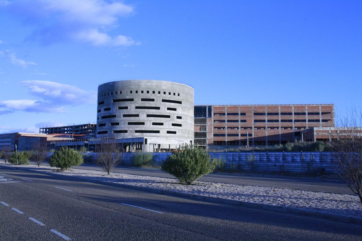 Junta confía en que el recurso de Sánchez Horneros contra el hospital de Toledo fracase desde el punto de vista jurídico