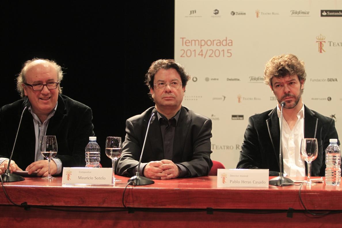 El flamenco y la electrónica evocan el misterio de Lorca en »El Público», estreno en el Teatro Real de Madrid