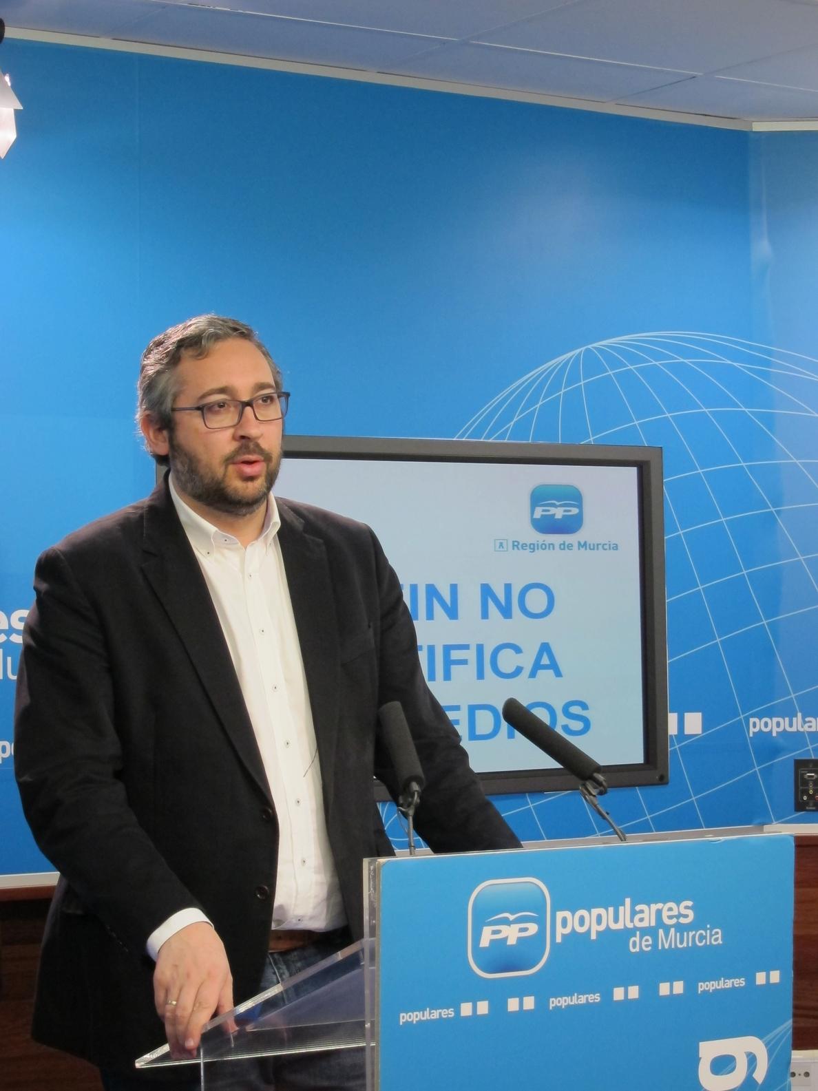 Martínez (PP): los «verdugos» del PSOE lumbrerense se «disfrazan de víctimas» y piden respeto tras 10 años de «injurias»