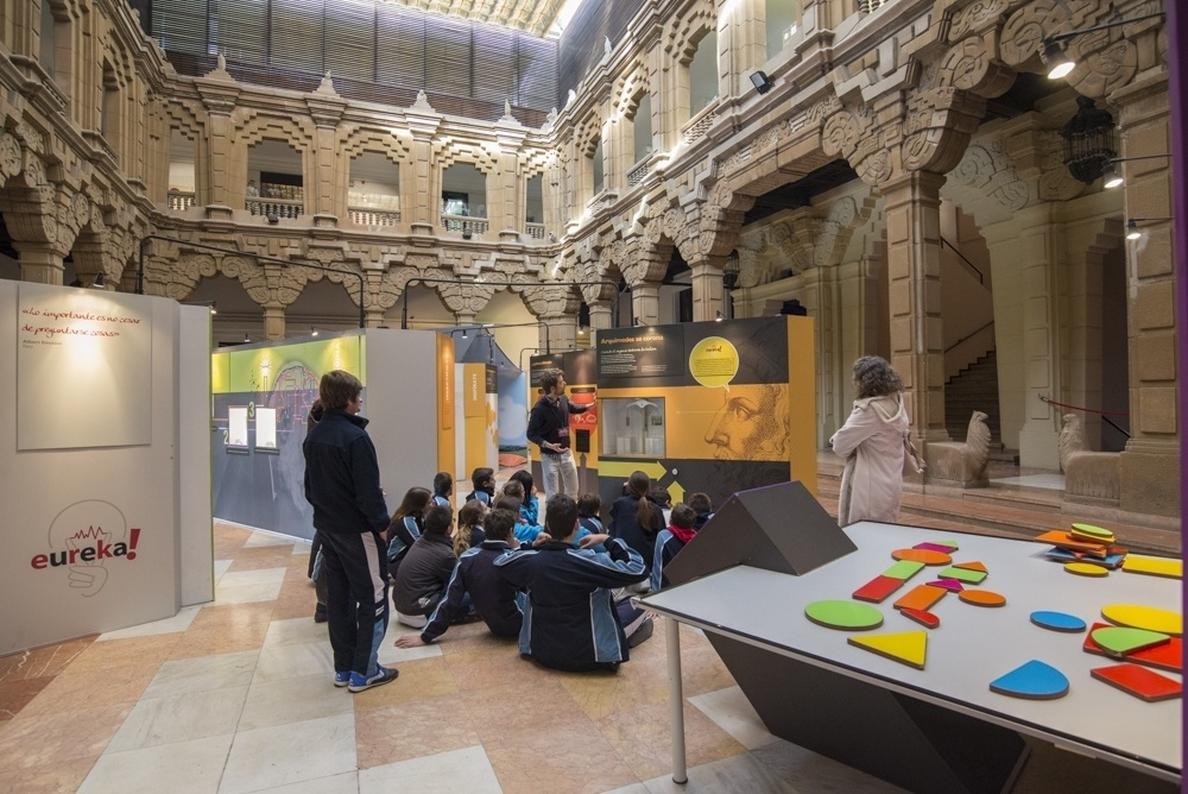 El Museo Casa de la Ciencia cumple dos años de recorrido con 120.000 visitantes
