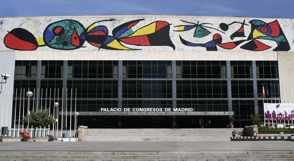 La reforma del Palacio de Congresos de Madrid contempla un hotel de cinco estrellas