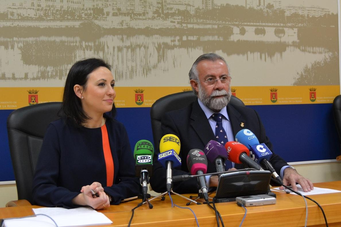 Ramos pedirá a la Junta que el Museo de Ruiz de Luna de Talavera tenga «entidad propia» y no dependa del Santa Cruz