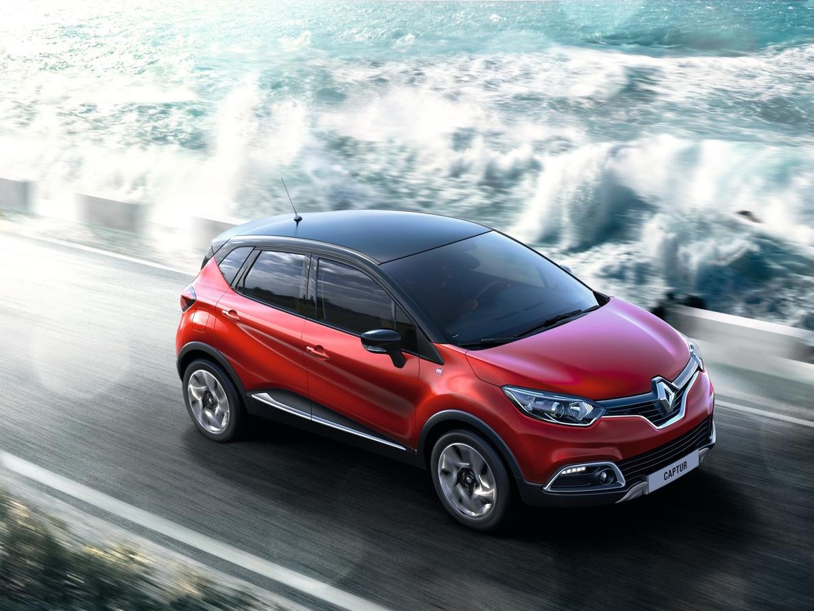 Renault ampliará en marzo la gama del Captur con un nuevo motor diésel de 110 caballos