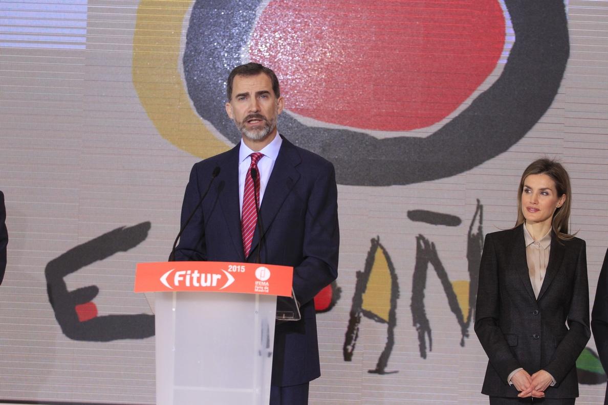 Los Reyes clausurarán este jueves en A Coruña la Asamblea General del Eixo Atlántico y la entrega de medallas