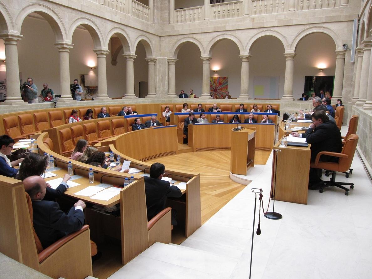 Del Río reitera «de forma contundente» que los Juzgados de Haro y Calahorra «no van a desaparecer»