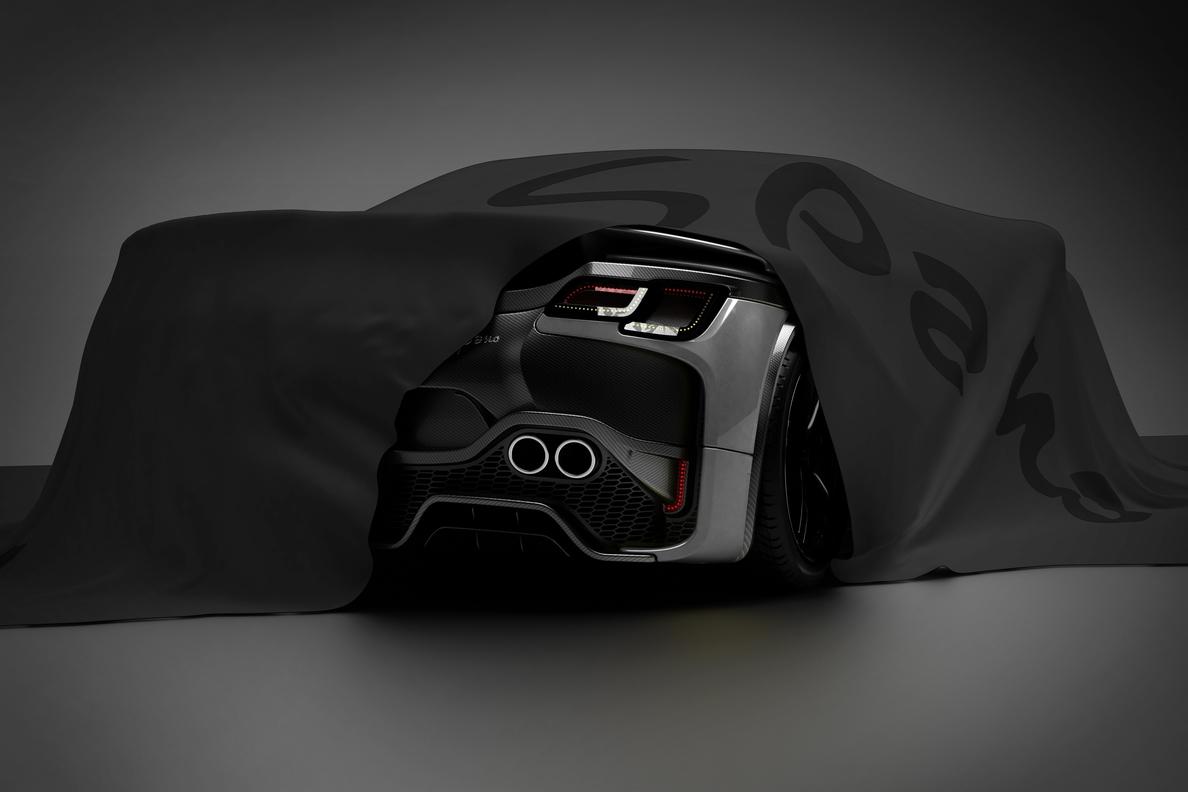 Spania GTA desvelará en Ginebra el nuevo GTA Spano