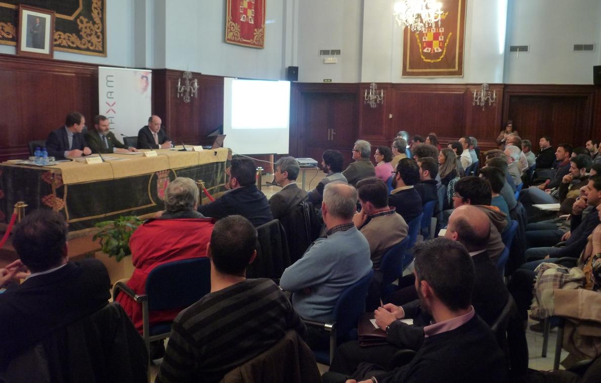 La Subdelegación acoge una jornada para informar sobre el control de los explosivos con fines civiles