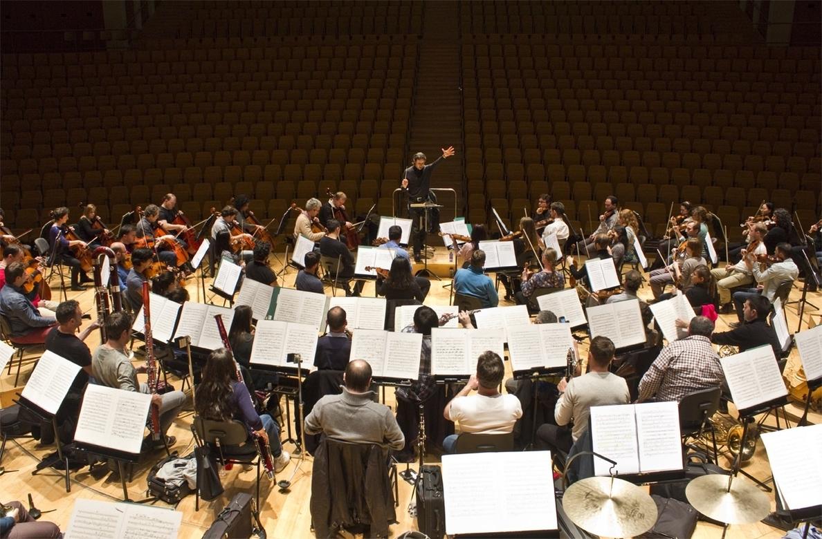 Vladímir Jurowski dirige obras del repertorio ruso en el Palau de les Arts