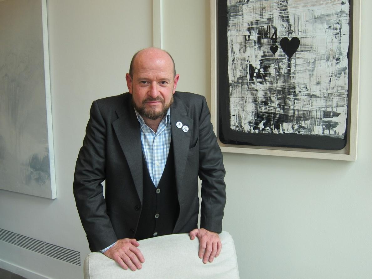 El director de ARCO no descarta abrir una sucursal en Latinoamérica