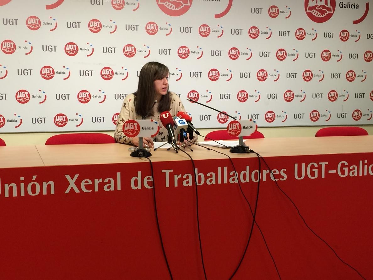 Las mujeres gallegas tienen que trabajar 80 días más que los hombres para percibir el mismo sueldo, según UGT-Galicia