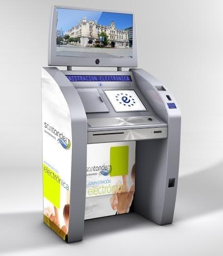 20 máquinas permitirán a los vecinos hacer trámites municipales sin acudir al Ayuntamiento