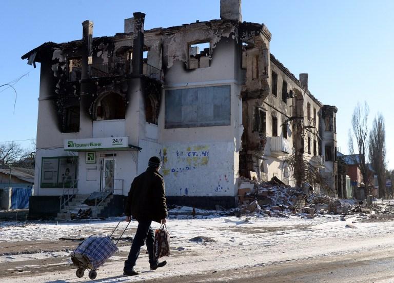 Los ucranianos en España temen la llegada de cartas de reclutamiento