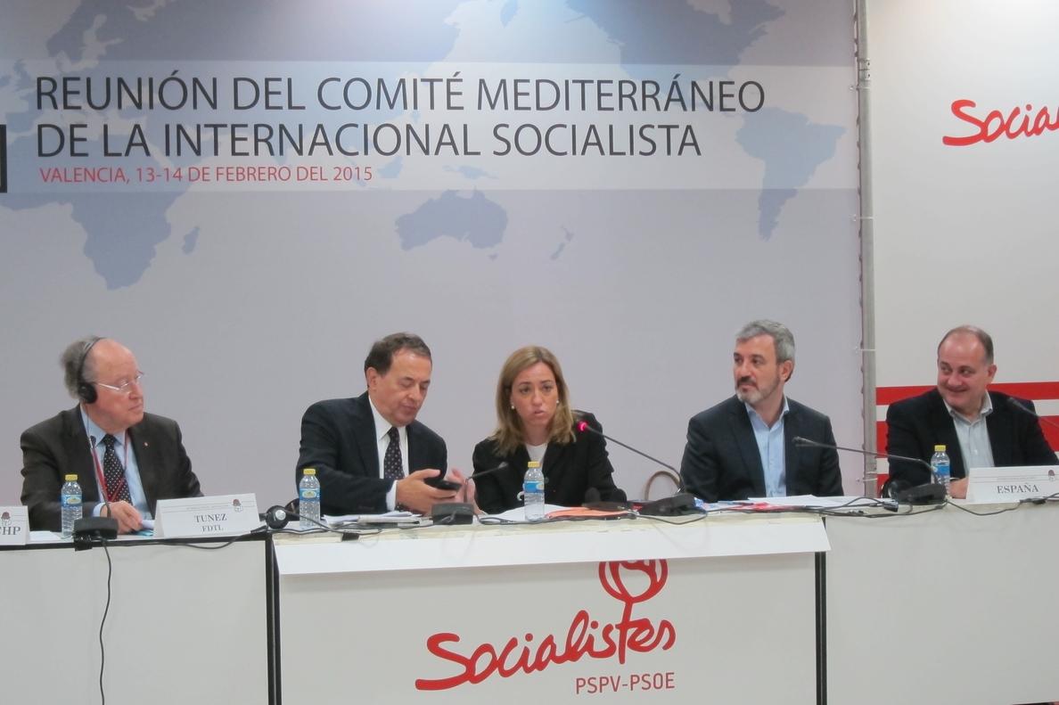 Chacón critica que la Generalitat no tenga dinero para guarderías y sí para embajadas