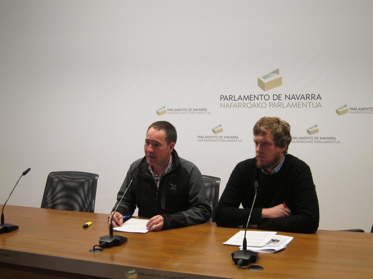 EH Bildu dice que Caja Navarra concedió un crédito de 55 millones a Osasuna en 2009 y pide información