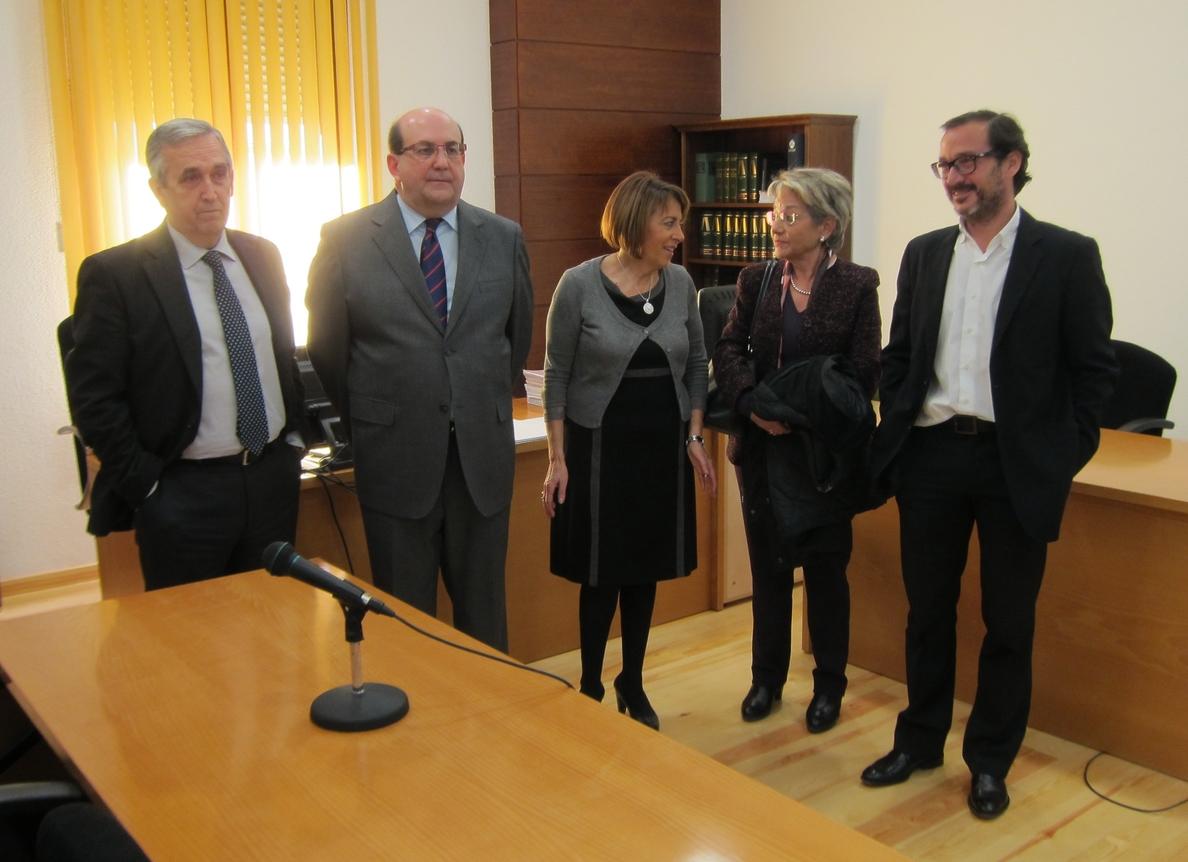 El Juzgado de Primera Instancia 4 de Jaén gana espacio y mejora sus instalaciones tras una inversión de la Junta